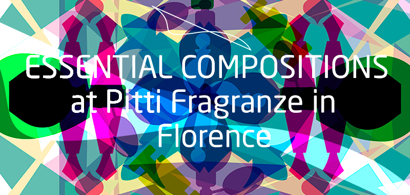Essential Compositions en Pitti Immagine